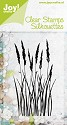 Noor! Design - Clearstamp - Silhouettes - Grass 1
