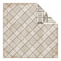 Scrappapier Authentique - Durable - Superior Plaid