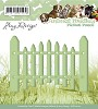 Stansmal Amy Design - Animal Medley - Picket Fence