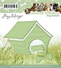 Stansmal Amy Design - Animal Medley - Dog house