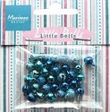 Marianne Design - Mini bells light blue & dark blue