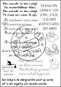 Marianne Design - Clearstamp Baby teksten NL