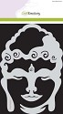 Mask CraftEmotions - Happiness - Boeddha A5
