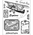 Clear stamp - Viva Decor - Adventure