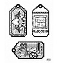 Clear stamp - Viva Decor - Tag Love