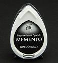 Stempelinkt - Memento - Dewdrop - Tuxedo Black