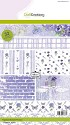 Paperpad CraftEmotions - Romantic Provence A5