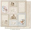Maja Design - Vintage Baby - Emphemera cards