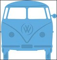 Marianne Design - Creatable VW bus