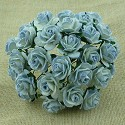 WOC Flowers - Pale Pink Mullberry Paper Roses - 20mm