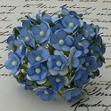 WOC Flowers - Sweetheart Blossom - 2Tone Blue