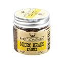 Finnabair - Art Ingredients - Micro Beads 2oz - Bronze