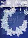 Noor! Design - Winter Wishes - Circle Stars