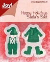 Noor! Design - Happy Holidays - Santa`s Suit