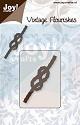 Noor! Design - Vintage Flourishes - Zeilknoop