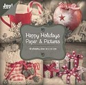 PRE-ORDER 5 (AUG) - Noor! Design - Paper & Pictures - Happy Holidays