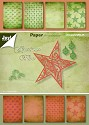 Joy! Crafts - Paperpad A5 - Kerst