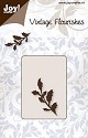 PRE-ORDER 5 (AUG) - Noor! Design - Vintage Flourishes - Holly