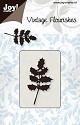 PRE-ORDER 5 (AUG) - Noor! Design - Vintage Flourishes - Hulstbladeren