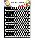 Dutch Doobadoo - Softboard Art - Dots