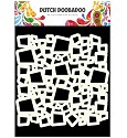 Dutch Doobadoo - Dutch Mask Art - Squares 15 x 15 cm