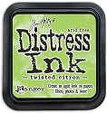Distress Inkt - Twisted Citron