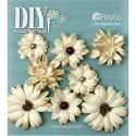 DIY - Paintables Mini Flowers - 1