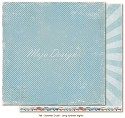 Scrappapier Maja Design - Summer Crush - Long summer nights