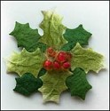 Marianne Design - Paper Holly