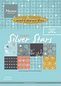 Marianne Design - Pretty Papers Bloc - Eline`s Silver Star