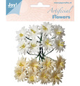 Joy! Crafts - Artificial Flowers - wit/creme