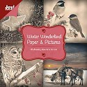 Noor! Design - Paper & Pictures -  Winter Wonderland