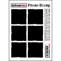 PRE-ORDER 1 - Darkroom Door stamps - Frame Stamp Shadow 6 Up