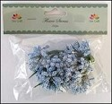 Dixi Craft - Flower Sterms - light blue