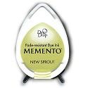 Stempelinkt - Memento - Dewdrop - New Sprout