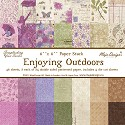 Paperpad Maja Design - Enjoying Outdoors