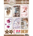 Stap voor Stap vel Studio Light - Sweet Winter Season - STAPSWS1355