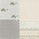Scrappapier Pion Design - Glistening Season - 6