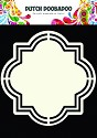 PRE-ORDER 1 - Dutch Doobadoo - Dutch Shape Art - Frames Vierkant ornament