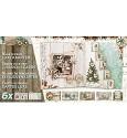 Studio Light - Kaartpakket Luxe gestansde kaarten - Winter Memories 05