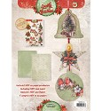 MDF Pakket Studio Light - Lovely Christmas - Bunting