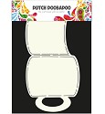 PRE-ORDER 3 - Dutch Doobadoo - Dutch Card Art - Mug