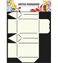 PRE-ORDER 3 - Dutch Doobadoo - Dutch Box Card Art - Little Gift bag