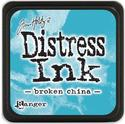 Distress inkt - Mini - Broken china