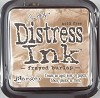 Distress inkt - Frayed burlap