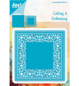 Noor! Design - Blauwe mal - Vierkant