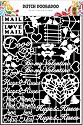 PRE-ORDER 5 - Dutch Doobadoo - Dutch Paper Art - Valentine