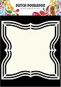 PRE-ORDER 5 - Dutch Doobadoo - Dutch Shape Art - Square