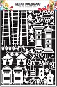PRE-ORDER 4 - Dutch Doobadoo - Dutch Paper Art - Spring