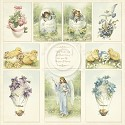 Scrappapier PION Design - Easter Greetings - Images from the Past